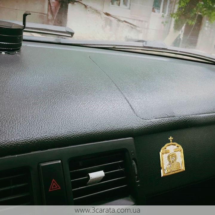 Икона автомобильная «Святитель Николай Чудотворец»