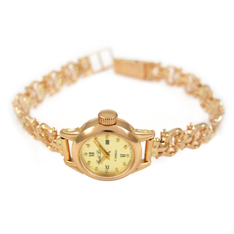 Золотий годинник «Лілія»