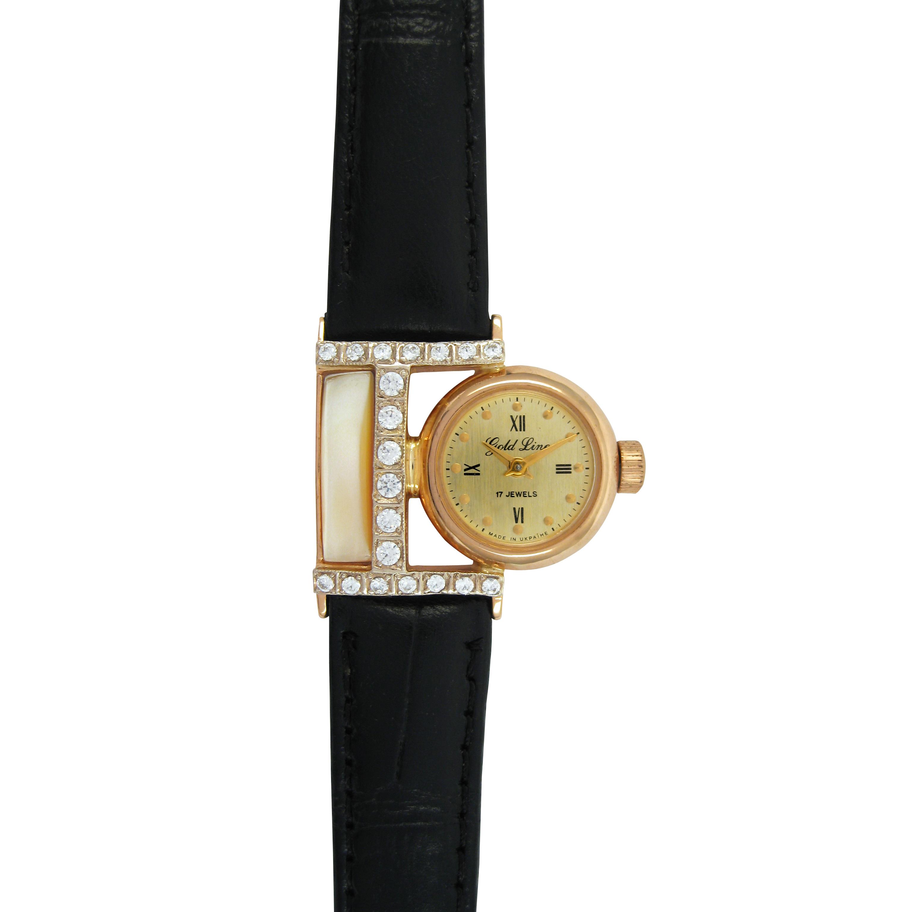 Золотий годинник «I am»