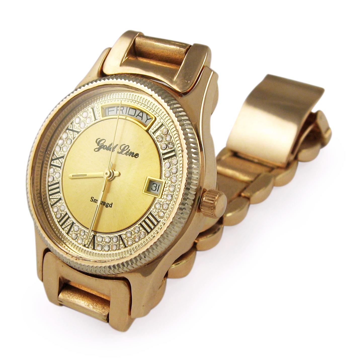 Золотые часы «Золотой Лев»