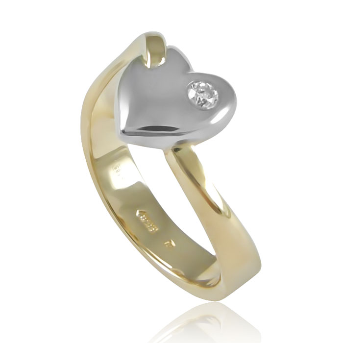 Золоте кільце «Чиста любов»