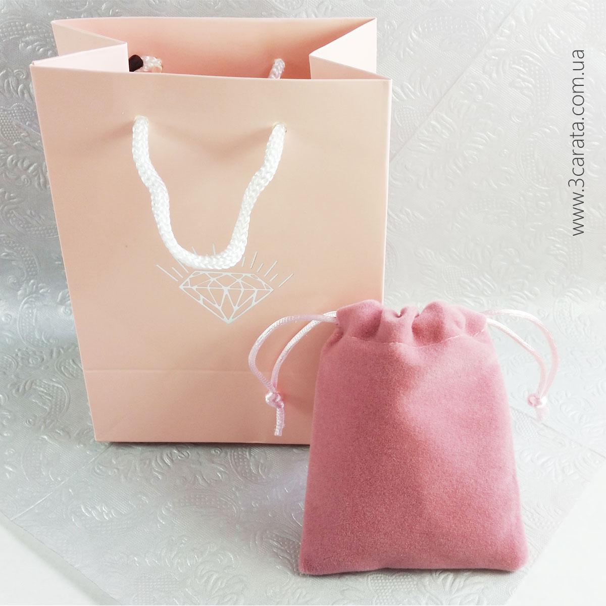 Эксклюзивная упаковка для ювелирных изделий «Pink»