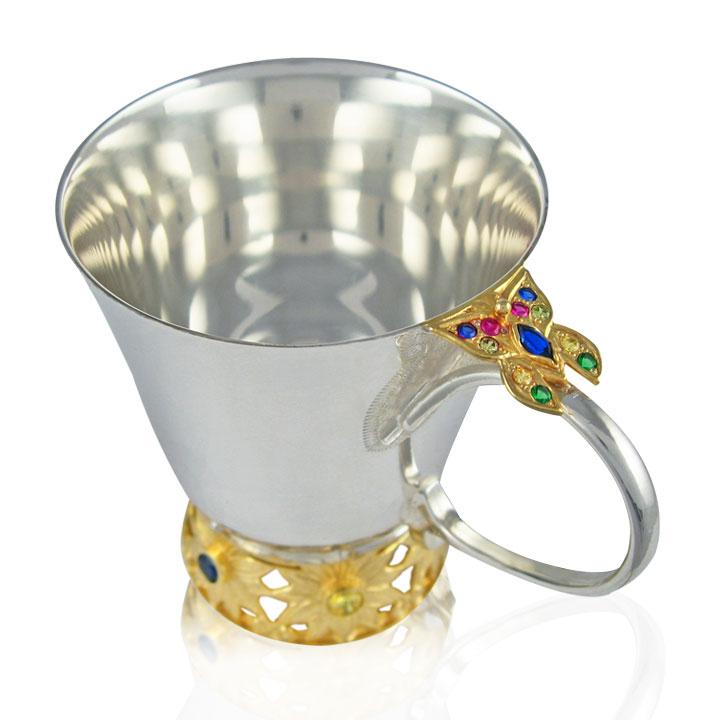 Срібна чашка «Дитяча»