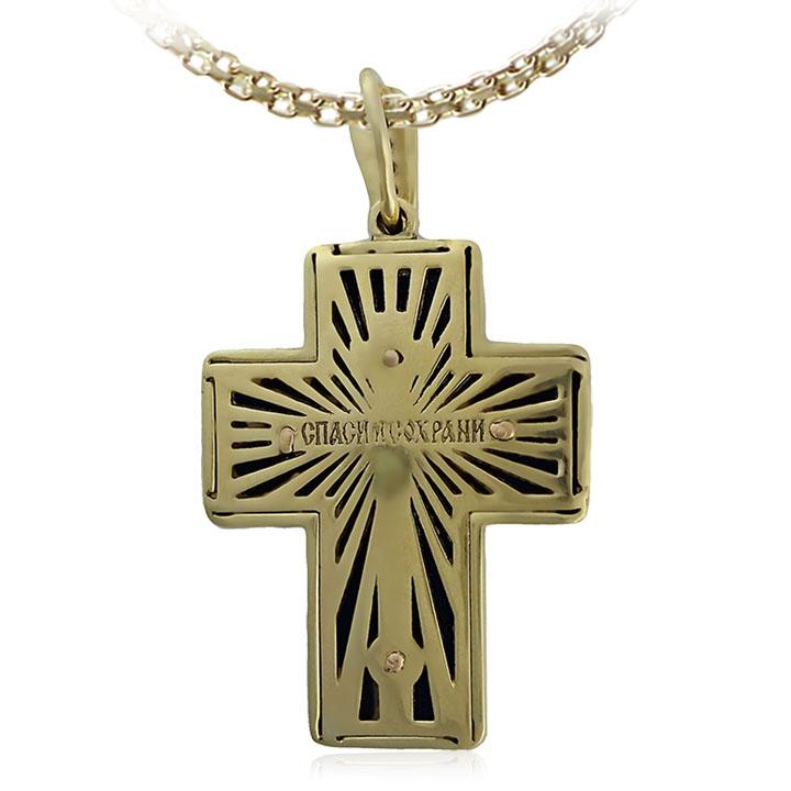 Золотий хрест «Quo Vadis»