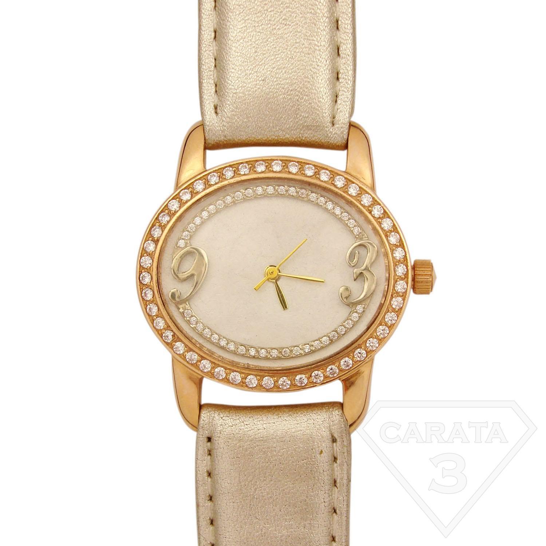 Ексклюзивний золотий годинник «93»