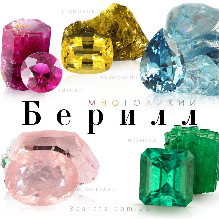 Берилл – камень философов и жизнерадостных людей