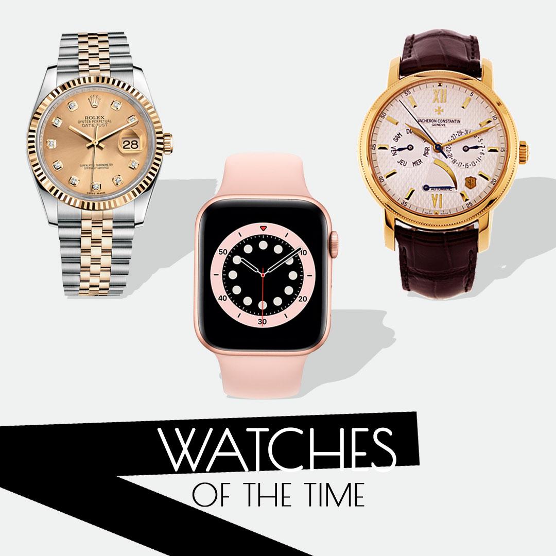 Который час? Часы: украшение или необходимость?