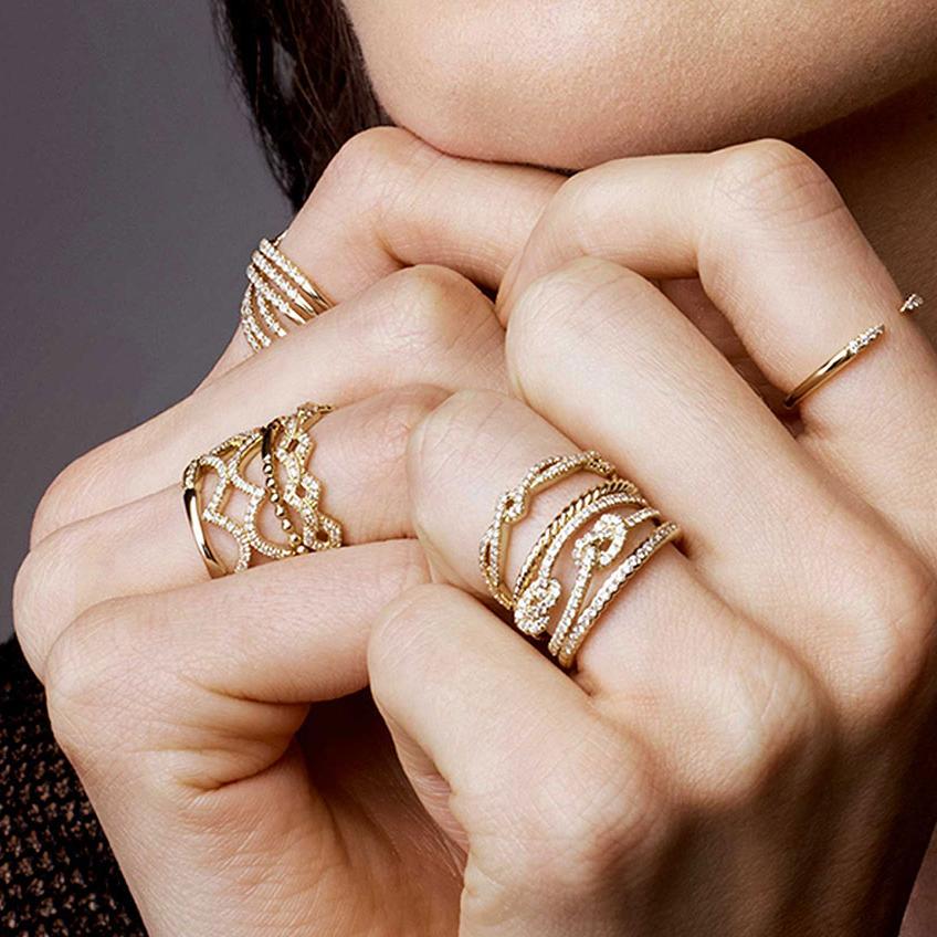 ТЕСТ! На каком пальце Вы носите кольцо?