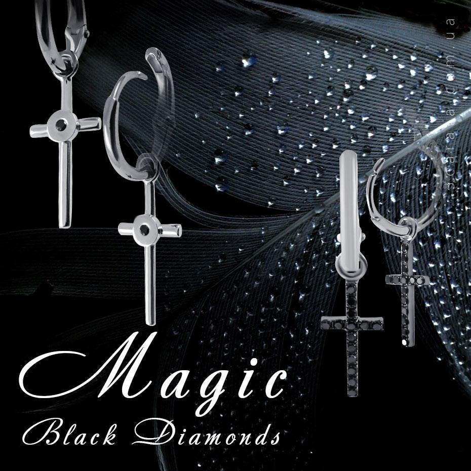 В чем магия украшений с черным бриллиантом?