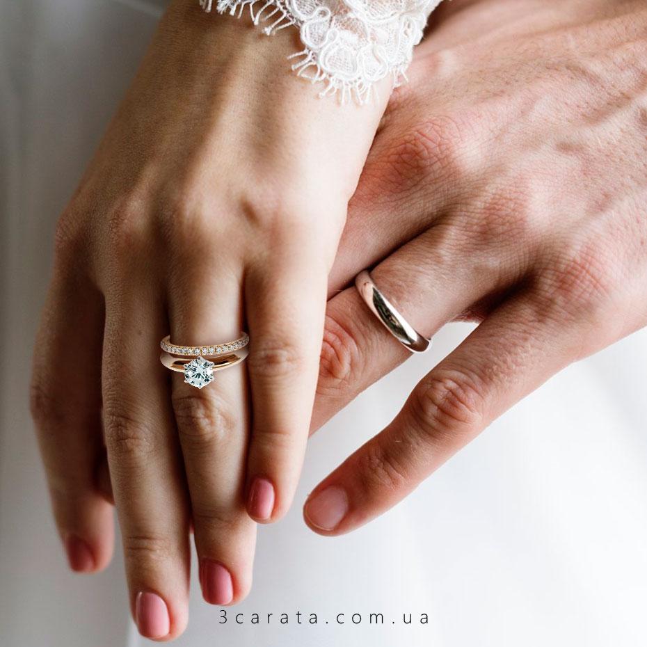 Кольца золотые для свадьбы и помолвки, свадебные украшения