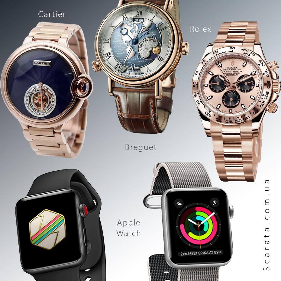 Золотые мужские часы Ювелирный интернет-магазин 3Карата