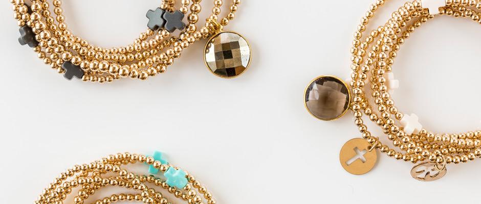 Золотые браслеты 3 Карата