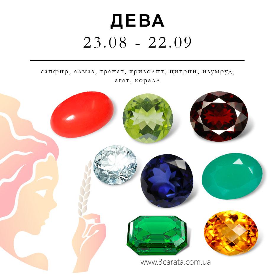 Драгоценные камни по знакам зодиака: выбери свой талисман