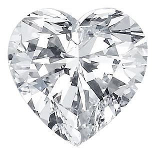 Бриллиант сердце Ювелирный интернет-магазин 3Карата