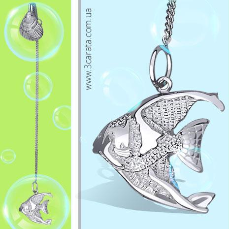 Ионизатор 'Рыбка'