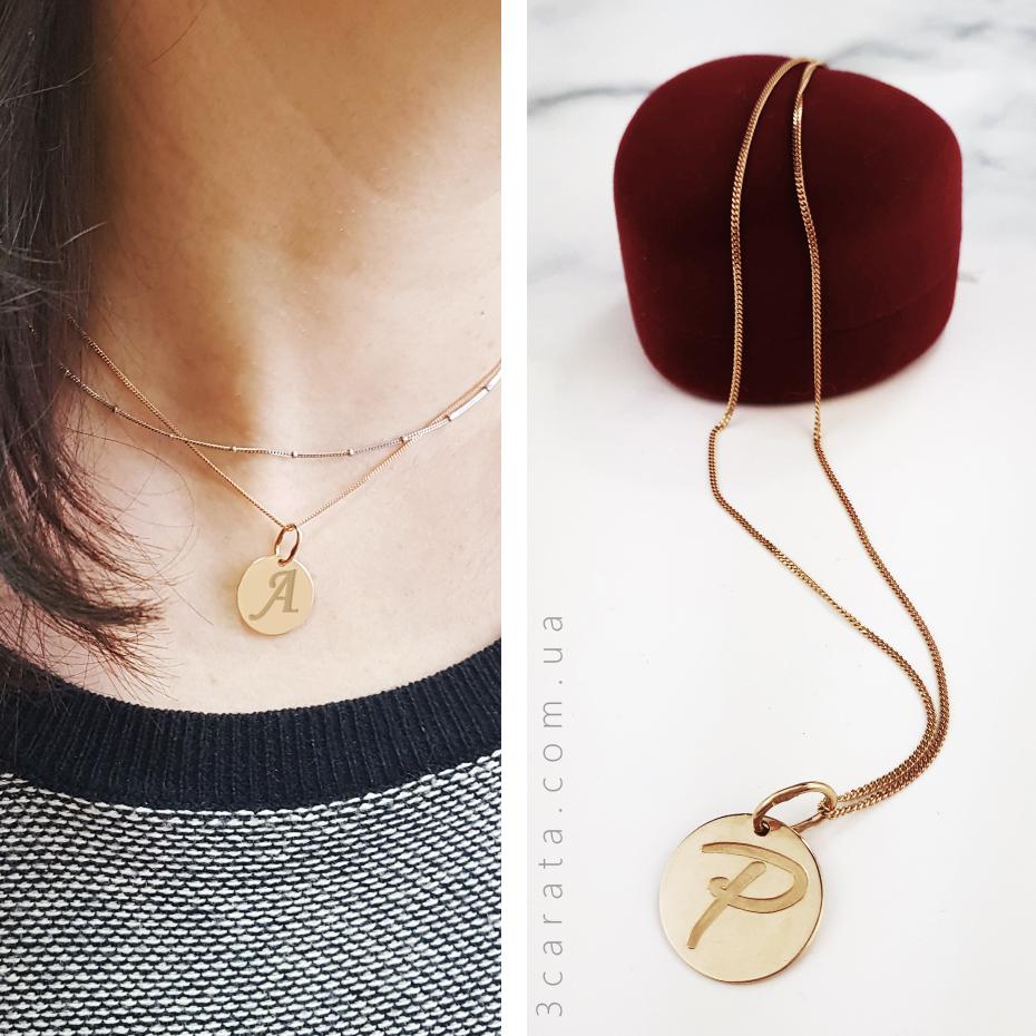 Золотые кулоны и подвески Ювелирный интернет-магазин 3Карата