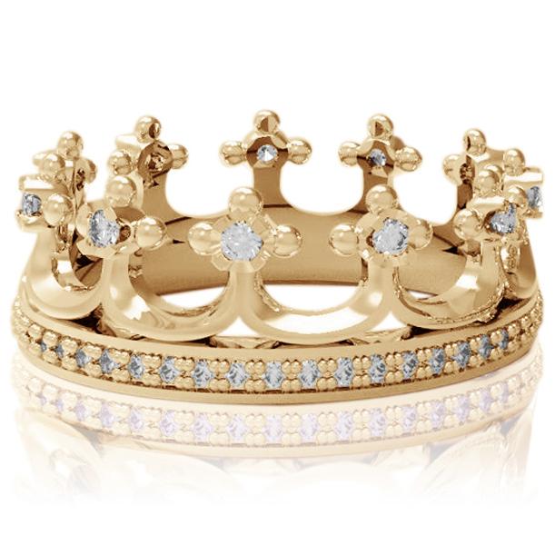 Обручка-корона 'Моя принцеса'