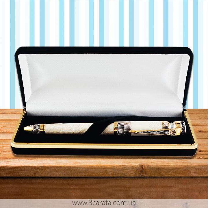 Ручка подарочная 'Бивень моржа'