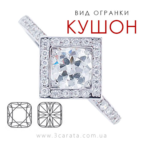 Золотое элитное кольцо с бриллиантом 0.51 Ct 'Radmilla'